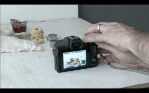 Fotografování jídla - detaily