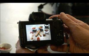 Fotografování jídla - Canon