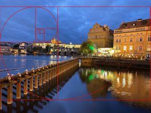 Pražský hrad a zlatý řez