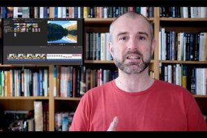 Střih videa v iMovie - online kurz