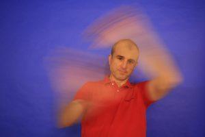 fotografování pohybu