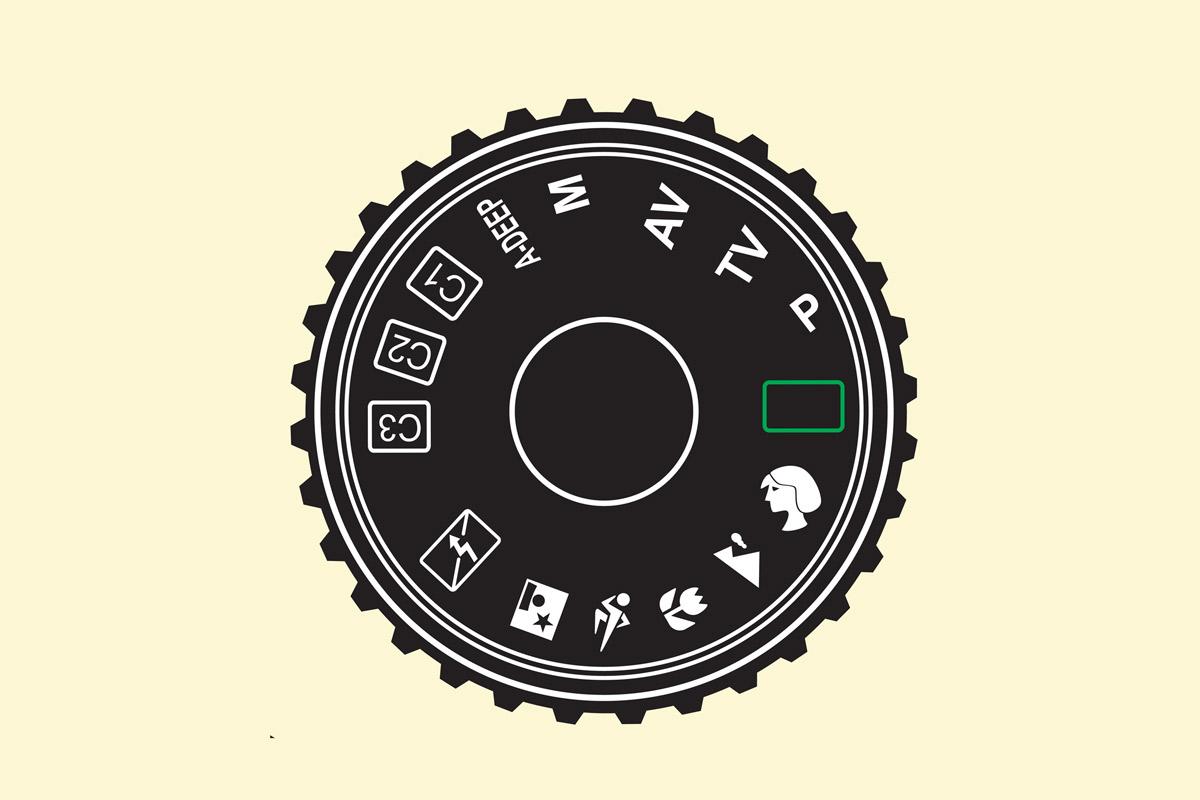 Ovládání fotoaparátu