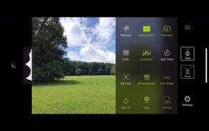 aplikace ProCamera iPhone