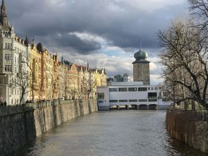 Praha Mánes iPhone