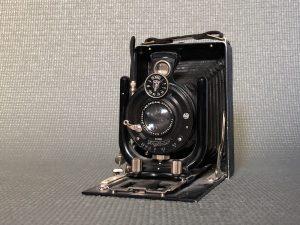 Starý foťák iPhonem