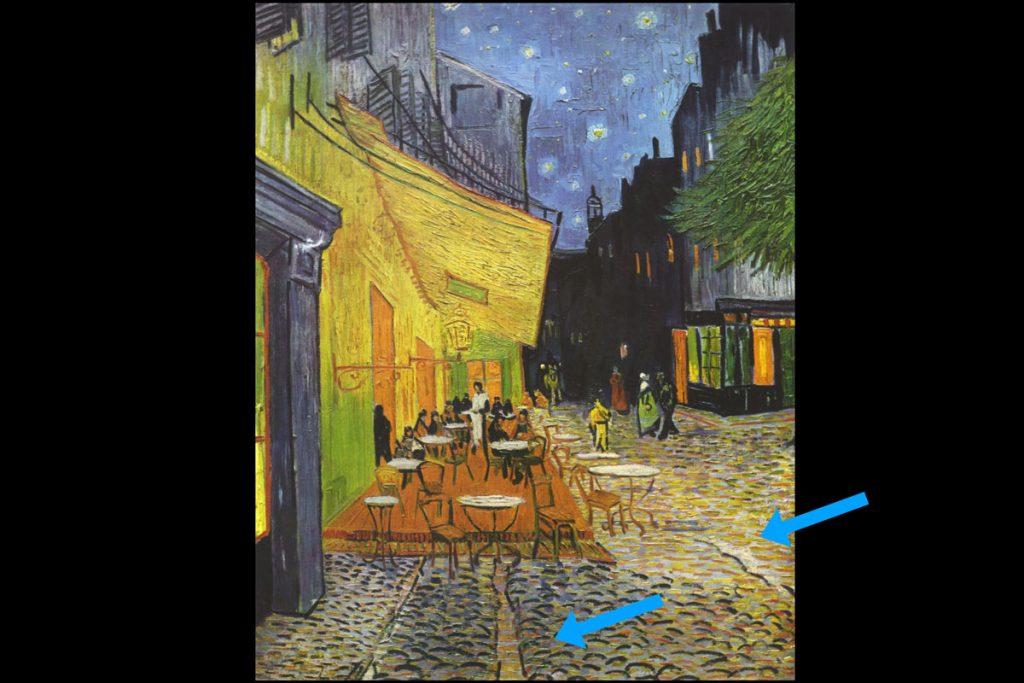 Vincent van Gogh: Kavárna s terasou Zdroj: Wikimedia Commons
